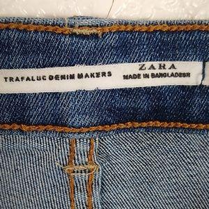 Zara Jeans - Zara Trafaluc Denimwear High Rise Jeans sz 10